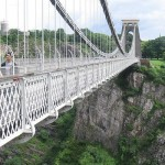 Podul Clifton-Bristol-Anglia