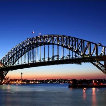 Podul-Portul Sydney-Sydney-Australia